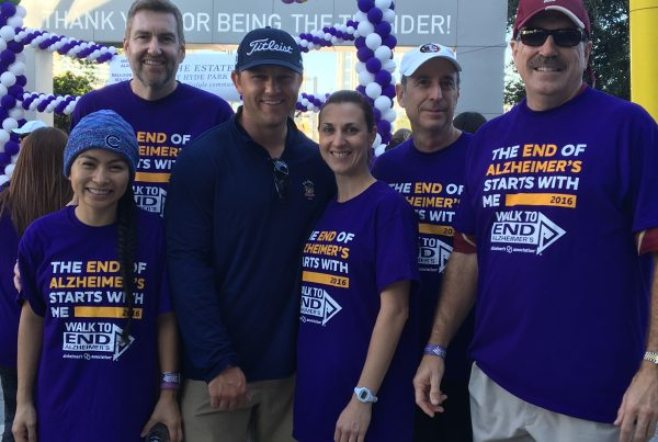Alzheimer's Walks 2016