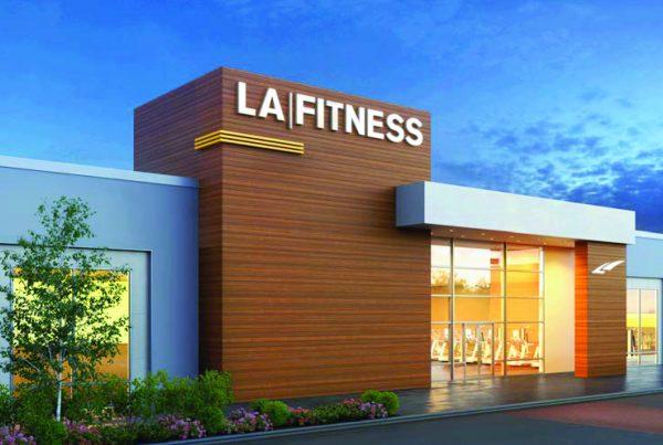 Weathersfield Commons LA Fitness