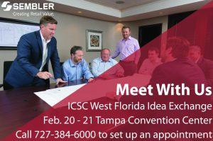 ICSC West Florida Idea Exchange