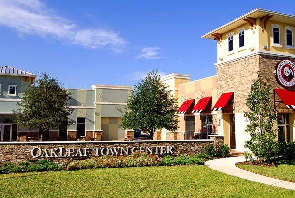Oakleaf Town Center.