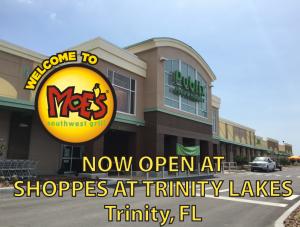Trinity Lakes Moe's