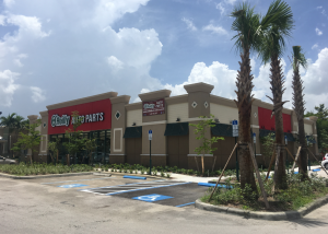 OReilly Commercial Blvd Shoppes