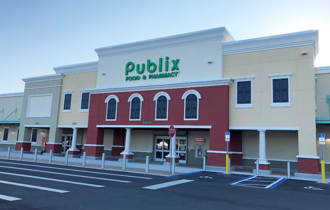 Revitalization of Disston Plaza Completed