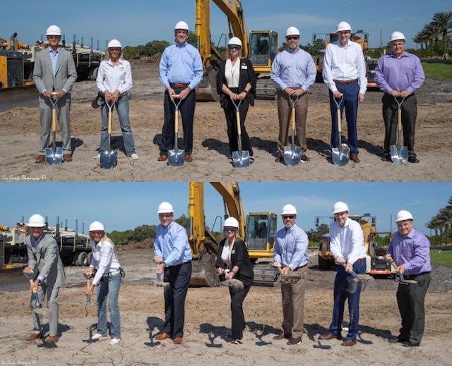 West Villages Florida and Sembler Begin Construction  on West Villages Marketplace