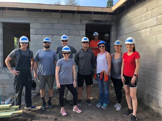Habitat for Humanity: Sembler Volunteer Day 2019