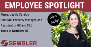 J. Cataldo Spotlight Employee