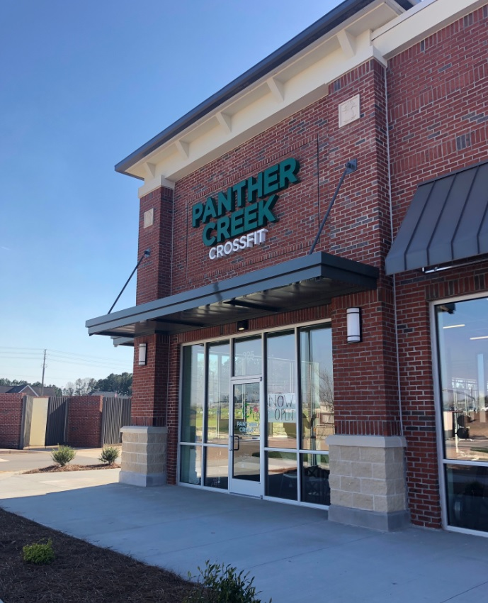 Panther Creek Crossfit Opens at Amberly Place
