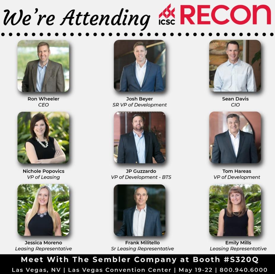 ICSC RECon 2019