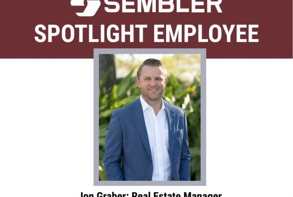 Spotlight Employee Jon Graber