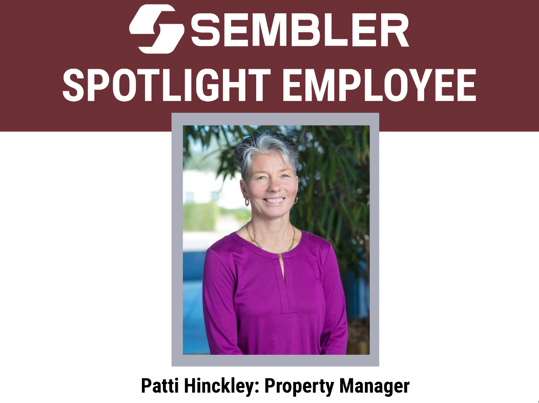 Patti Hinckley Spotlight Employee